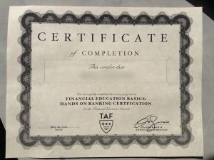 FEN certificate